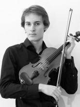 23 januari 2016 Stephan Nieuwesteeg viool, kunstpost klassieke concerten
