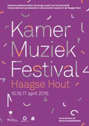 Kamermuziekfestival Haagse Hout 2016