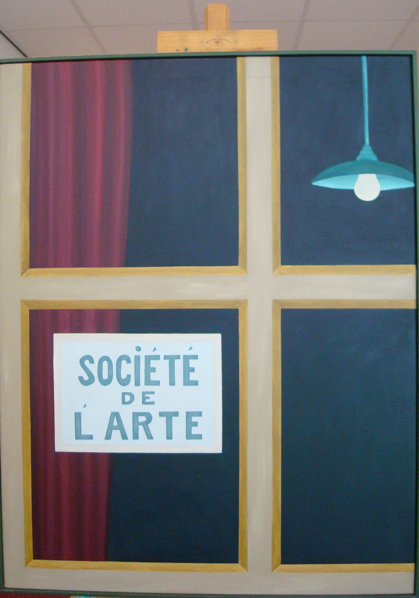 ronald coffie sociëté l'arte