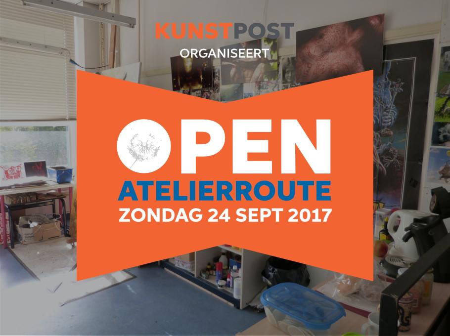 Open Atelierroute Haagse Hout 2017
