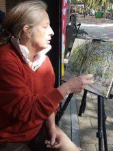 Anneloes Groot voor galerie LOOkatie364 kunstpost den haag kunst mariahoeve