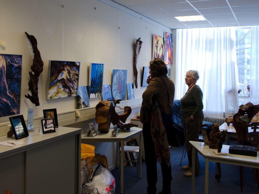 2019 opening diamanttheater tarwekamp 3 kunstpost lookatie364 marcel bourret atelier maria starke milko