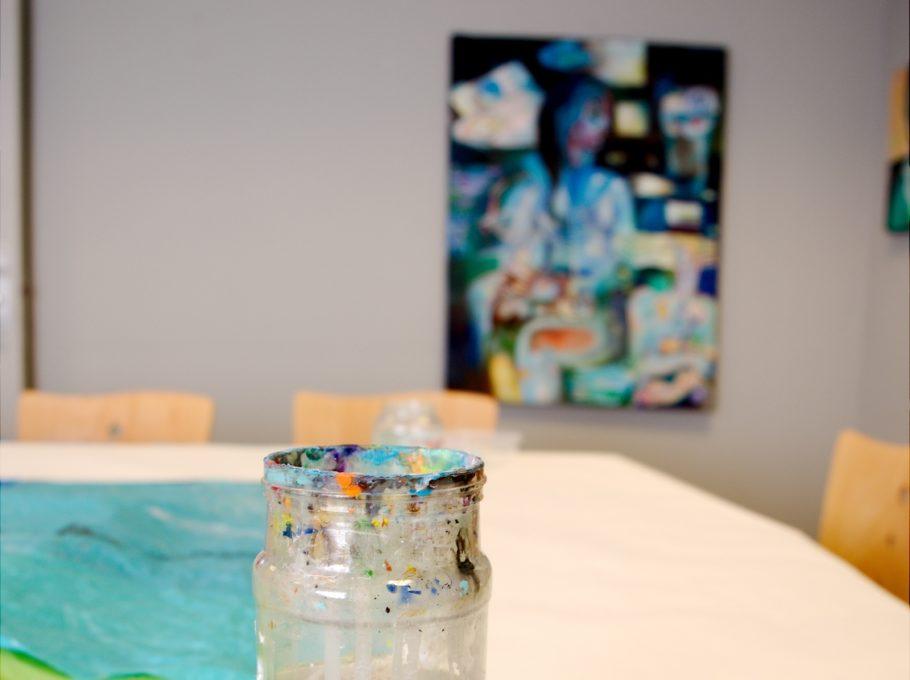 2019 opening diamanttheater tarwekamp 3 kunstpost expositie Dhia Al Masaudi