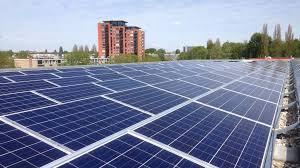 Zonnepanelen plaatsen op het dak van jou VvE?