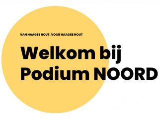 Podium NOORD wordt Cultuuranker Haagse Hout